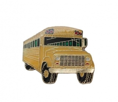 Anstecker US Schulbus