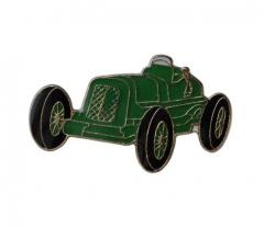 Anstecker - Oldtimer Rennwagen