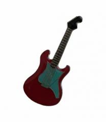 Anstecker Rock Gitarre