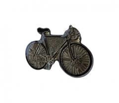 Anstecker Fahrrad