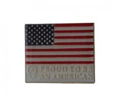 Anstecker mit USA Fahne