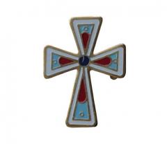 Anstecker Kreuz