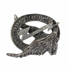 Badge Pin Honor Italy