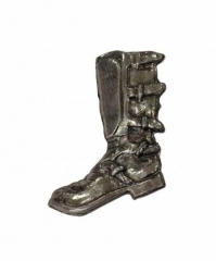 Badge Pin Boots