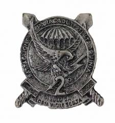 Badge Pin 2nd Parachute Battalion Tarquinia