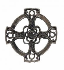 Badge Pin Celtic Cross Pin
