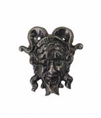 Badge Pin Devil
