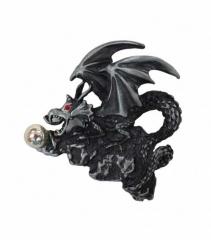 Badge Pin Dragon