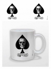 Ace of Spades Logo Kaffeebecher
