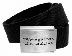 Rage Against The Machine Merchandise Gürtel