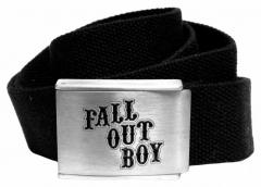 Fall Out Boy Stoffgürtel