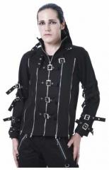 Gothic Jacke - Zips