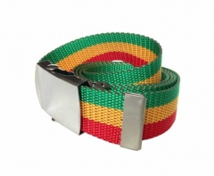 Canvasgürtel Rastafari