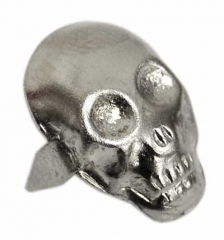 Totenkopfnieten Ziernieten 10 mm x 14 mm