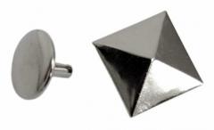 Pyramidennieten Ziernieten 14 mm x 14 mm