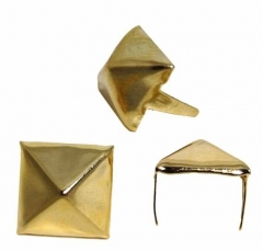 Pyramidennieten Ziernieten 15 mm x 15 mm