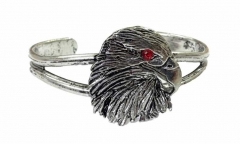 Bracelet Eagle Silvery