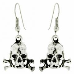 Totenkopf Ohrringe
