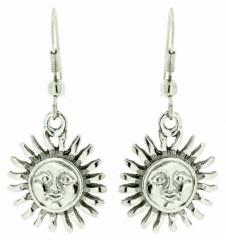 Sonnenkopf Ohrringe
