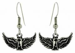 Ohrringe Flügel