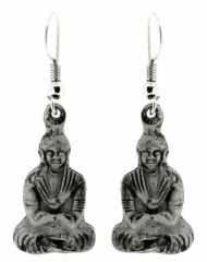 Ohrringe Buddha