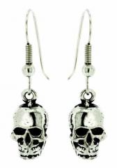 Ohrringe Totenschädel