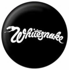 Anstecker Whitesnake