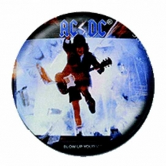 Anstecker AC/DC