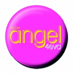 Anstecker Angel 4Eva