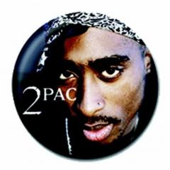 Anstecker 2Pac