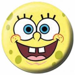 Anstecker Spongebob