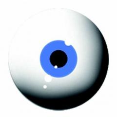 Anstecker Auge