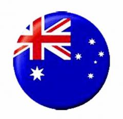 Anstecker Australien