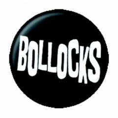 Anstecker Bollocks