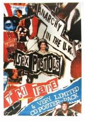 Postkartenset Sex Pistols
