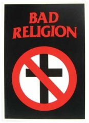 Postkartenset Bad Religion