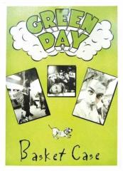 Postkartenset Green Day