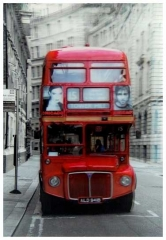 3D Poster Bus