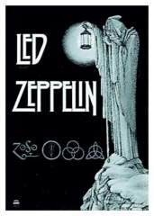 Posterfahne Led Zeppelin