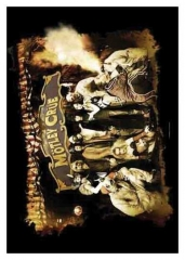 Posterfahne Mötley Crüe