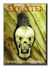 Posterfahne Iron Maiden Wicked Man