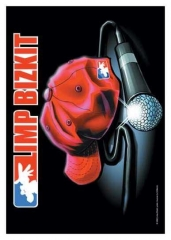 Posterfahne Limp Bizkit - Baseball Cap
