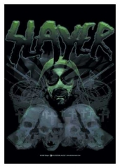 Posterfahne Slayer