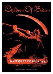Poster Flag Children of Bodom - Hate Crew