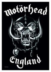 Posterfahne Motörhead