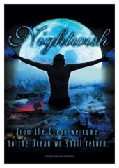 Posterfahne Nightwish - From the Ocean...