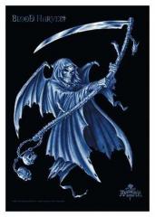 Posterfahne Alchemy - Blood Harvest Duotone