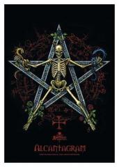 Posterfahne Alchemy - Alcantagram