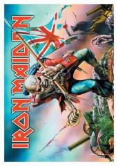 Posterfahne Iron Maiden