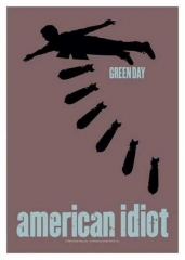 Posterfahne Green Day